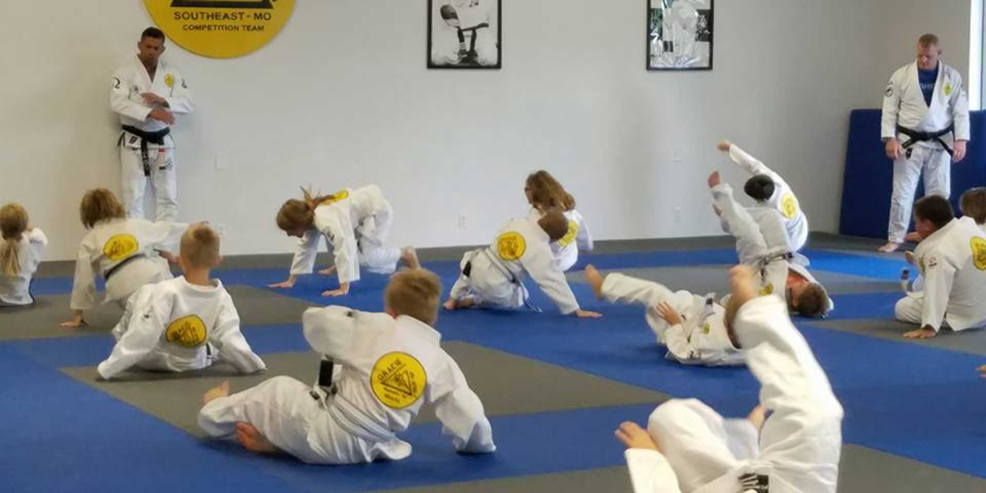 Gracie Humaita Eureka   Brazilian Jiu Jitsu